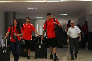 Llega el Tri de básquetbol a Mérida