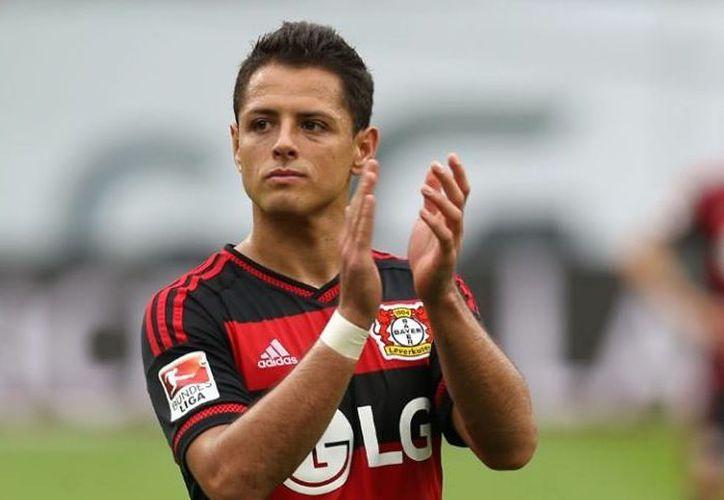Los rumores sobre un posible cambio de club por parte de Javier Hernández son más frecuentes. (Contexto)