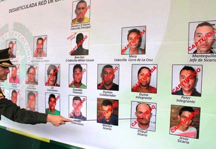 Un operativo policiaco contra el Clan Usuga, de Dairo Antonio Usuga, alias Otoniel, dejó 57 detenidos y un muerto. La imagen es de contexto. (Archivo/ntrzacatecas.com)