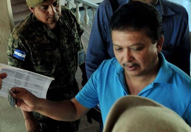 Daniel Duron, secretario de la Central General de Trabajadores de Honduras, fue quien denunció a la empresa. (Archivo/EFE)