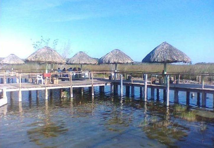 La laguna de Chichan Kanab, es una de las reservas con que cuenta el municipio de José María Morelos. (Carlos Yabur/SIPSE)