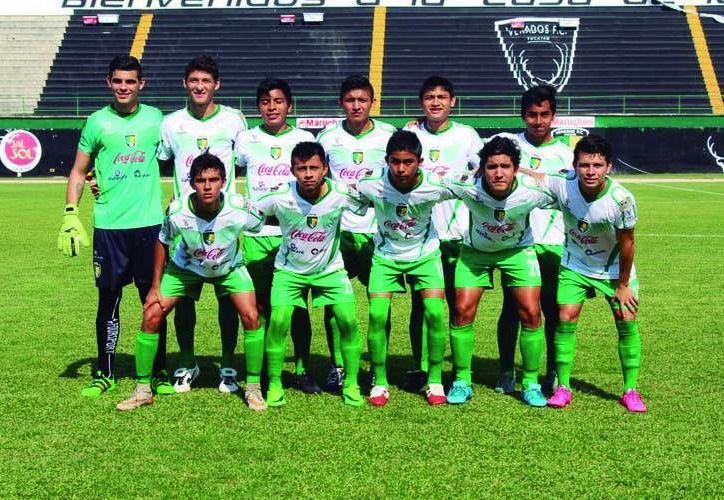 Venados FC Cantera rescató el empate y además se agenció el punto extra, al vencer a Cozumel en la tanda de penales.(Milenio Novedades)