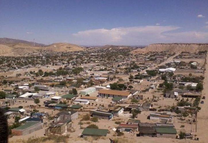 Según Judicial Watch, el Estado Islámico opera en la zona de Anapra (en la imagen), al oeste de Ciudad Juárez. (judicialwatch.org)