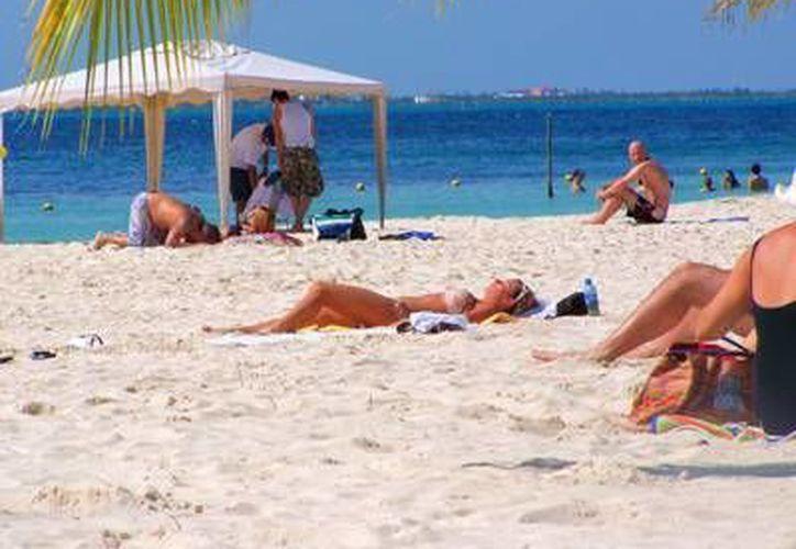 El éxito de la isla se basa en el hecho de que sus habitantes dan calidad y calidez al turista. (Contexto/SIPSE)