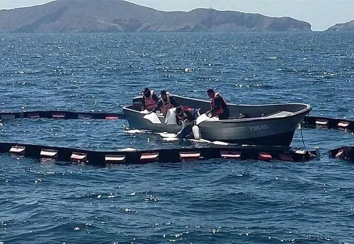 Las autoridades confirmaron el rescate de siete personas. (Foto: Contexto/Internet)