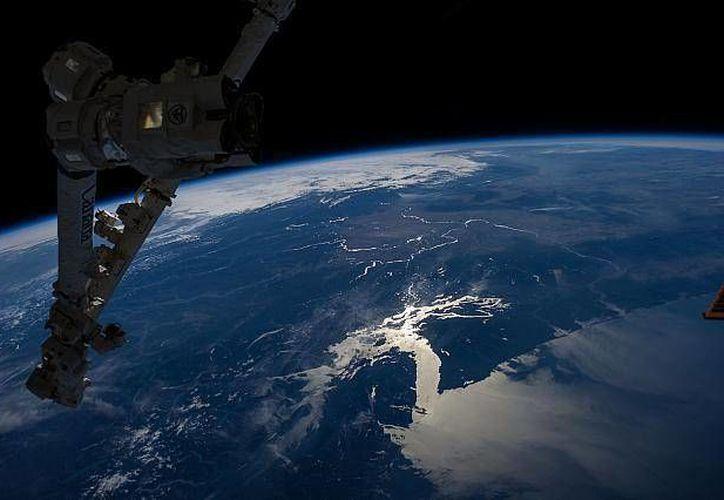 El centro de investigación espacial será visible a simple vista hoy desde el cielo de Cancún. (http://www.isstracker.com/)