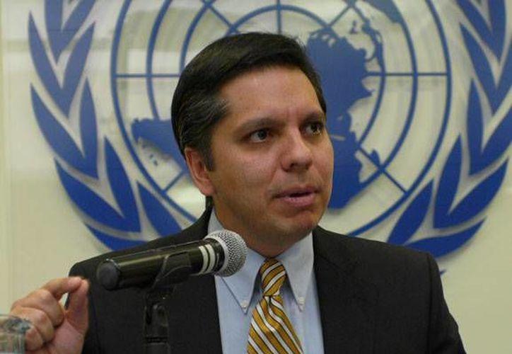 El presidente de Transparencia Mexicana, Eduardo Bohórquez, dijo que México tiene deficiencia en políticas para combatir la corrupción. (cinu.org.mx)