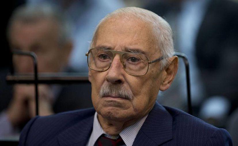 Videla será sepultado en la ciudad de Mercedes, a unos 100 kilómetros de la capital, en la provincia de Buenos Aires. (Archivo/AP)