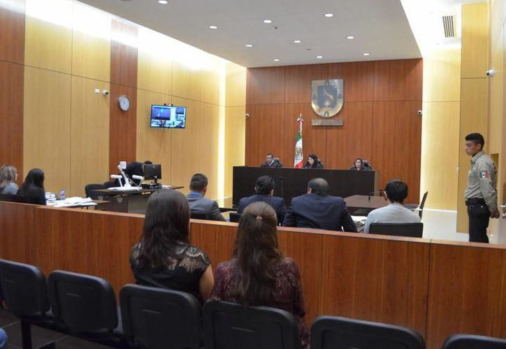 Fue absuelto L.E.B.U., quien en mayo de 2018 cometió abusos deshonestos en contra de una niña de tres años. La resolución fue emitida por el Tribunal Primero de Juicio Oral, por falta de pruebas. (Archivo/Sipse)