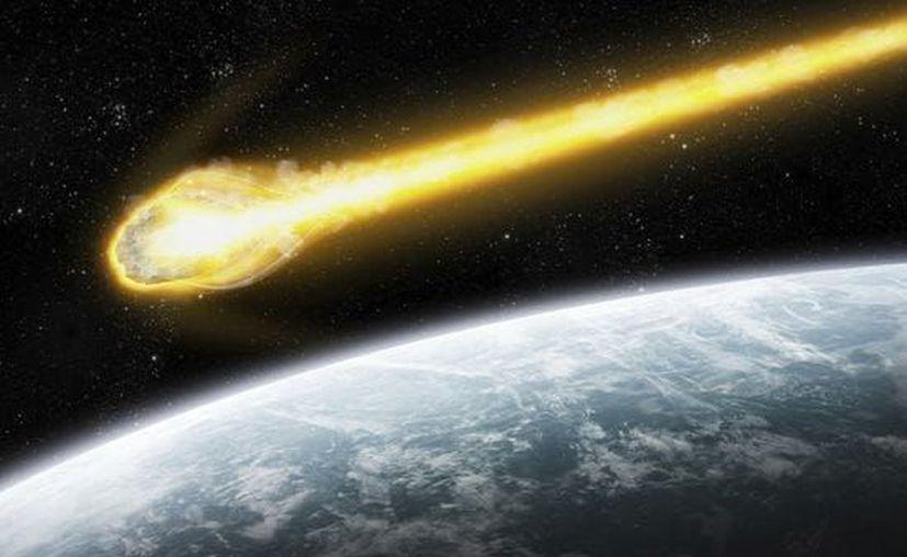 Científicos calcularon cuáles serían los daños que provocaría la caída de un asteroide a la Tierra. (Infobae)