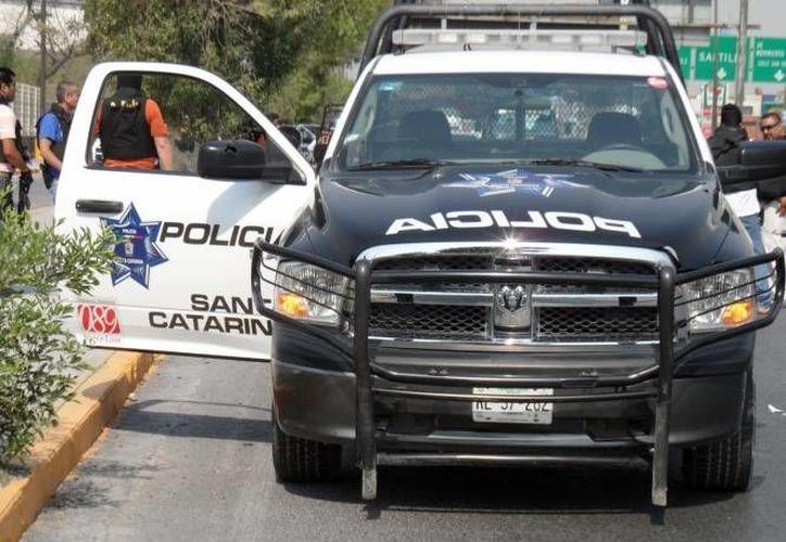 Durante las próximas horas la seguridad pública estará a cargo de militares y de Fuerza Civil. (blogdelnarco/Archivo)