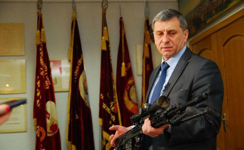 El arma es muy solicitada por fuerzas especiales. (izhmash.ru)