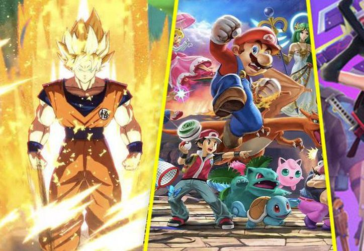 Nintendo sorprendió al anunciar que Dragon Ball FighterZ llegaría a Switch.