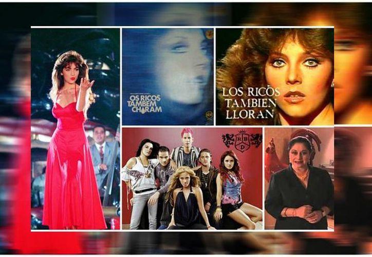 Estas telenovelas mexicanas inspiraron, incluso, versiones brasileñas. (Milenio/Especial)
