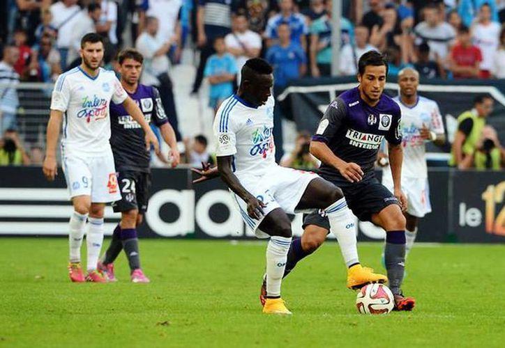 Los marselleses vencieron el domingo 2-0 a Toulouse. (Twitter/Olympique Marseille)