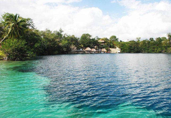 La UNAM dará a conocer las condiciones reales que guardan los estromatolitos de la Laguna de Bacalar. (Harold Alcocer/SIPSE)