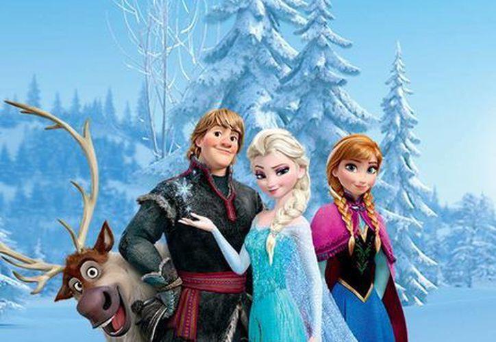 El domingo 15 de marzo proyectarán la cinta Frozen. Las funciones son gratuitas. (Milenio Novedades)