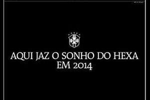 La humillación brasileña en portadas