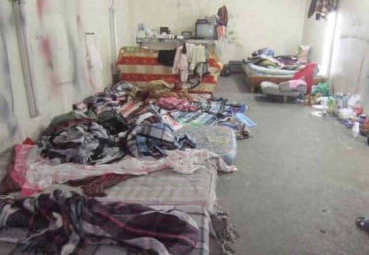 Federales ubicaron a las víctimas en un predio de la colonia Zedillo, de la ciudad tamaulipeca.(Foto de contexto tomada de @everocadd3)