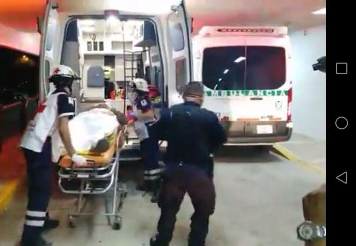Un hombre fue baleado durante la noche del jueves en Cancún. (Redacción/SIPSE)