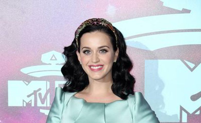 Katy Perry está hoy día enmedio de una gira mundial. (Agencias)