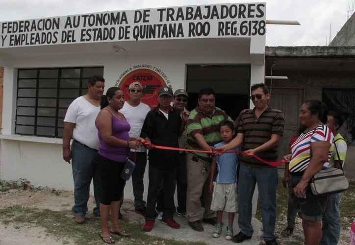 En total son dos mil 800 miembros y mil 600 pertenecen a Benito Juárez. (Tomás Álvarez/SIPSE)