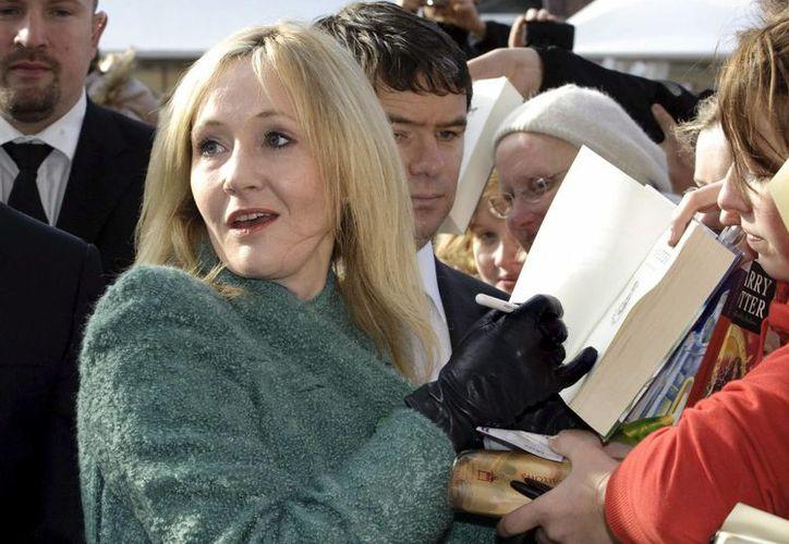 Harry Potter ha sido el gran éxito de la escocesa J.K. Rowling: ha vendido más de 450 millones de libros en 73 idiomas. (EFE)