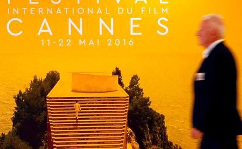 Sede de la 69 edición del Festival Internacional de Cine de Cannes en Francia. (Milenio Digital)