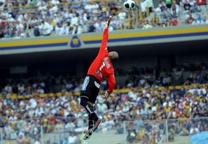 Este miércoles los aficionados del Pachuca podrán despedirse Miguel Calero en el estadio Hidalgo. (Foto: Agencias)
