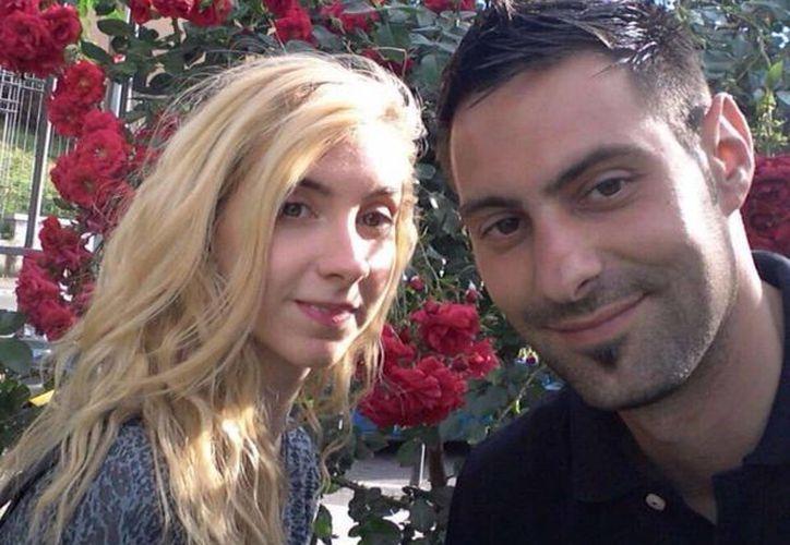 Vincenzo Paduano y Sara Di Pietrantonio tuvieron una relación de dos años. (tgcom24.mediaset.it)