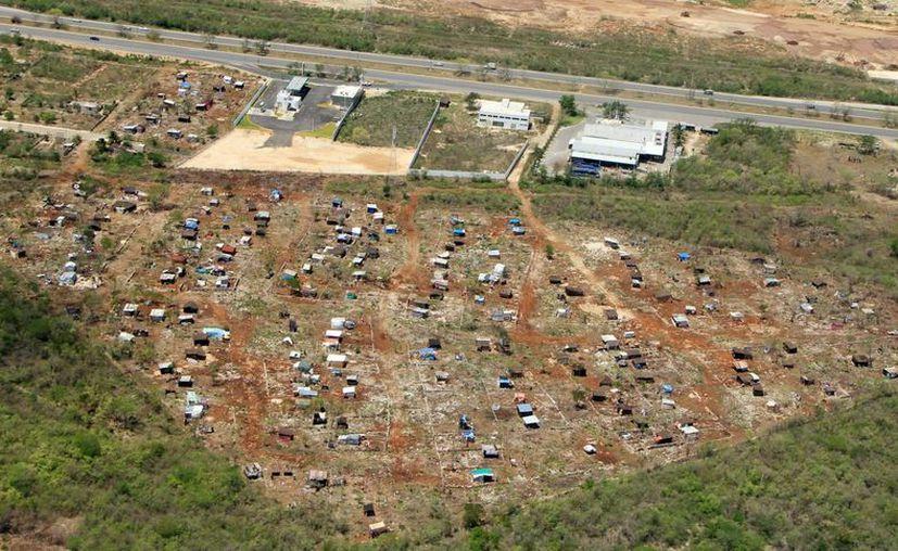 Cada vez se registran más asentamientos en ejidos yucatecos. Corett apoya a los ciudadanos para regularizarse. (Milenio Novedades)