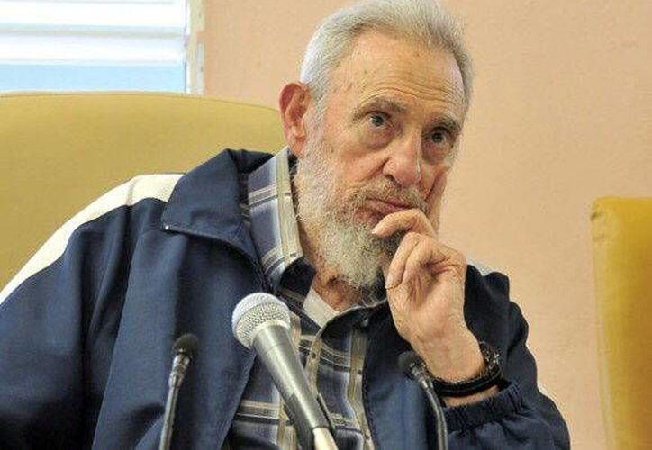 El ex presidente cubano Fidel Castro cumple este jueves 89 años, disfrutando quizás del mayor éxito del enfrentamiento que encabezó en Cuba contra Estados Unidos. (Archivo/EFE)