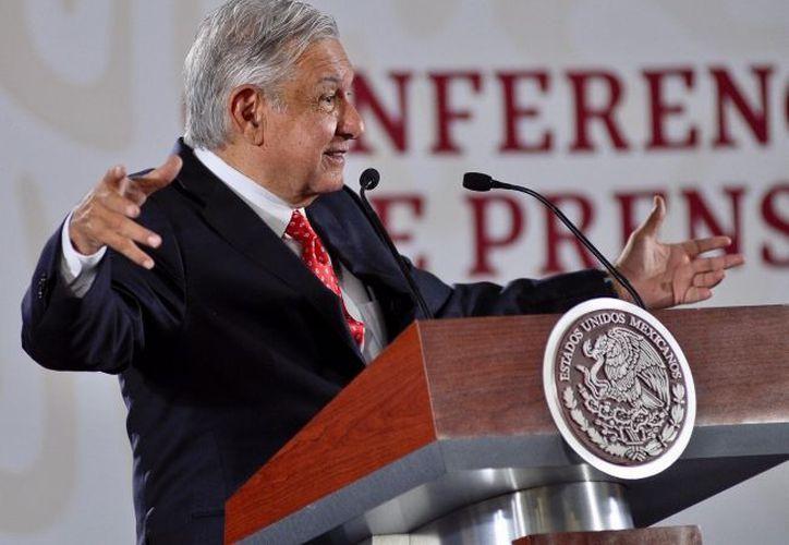 El gobierno de México debe rendir un informe sobre todos los viajes realizados   por el presidente, Andrés Manuel López Obrador, del 1 de diciembre de 2018 al 7 de febrero pasado. (Notimex)