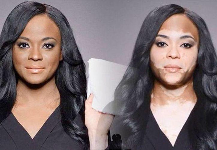 Una campaña publicitaria se ha vuelto viral en redes sociales: dos mujeres cuentan que el maquillaje no una cuestión de belleza sino de vida. (actualidad.rt.com)