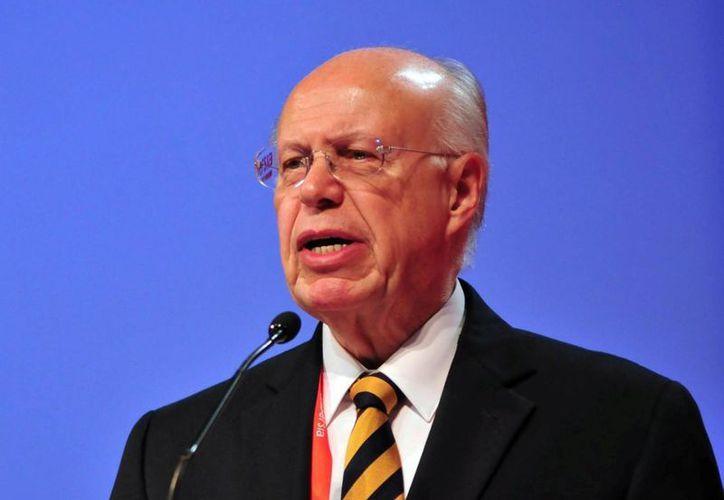 El rector José Narro reprobó las acusaciones de Enrique Carpizo Aguilar por plagio y acoso del abogado general de la institución. (Notimex)