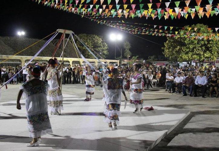 Durante la fiesta, que será del 7 al 13 de este mes, se prevén varias actividades cargadas de alegría, colorido y música jaranera. (Rossy López/SIPSE)