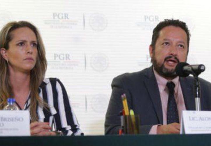 La Seido dio a conocer esta tarde los escondites en donde permaneció Roberto Borge antes de ser arrestado. (Cortesía)