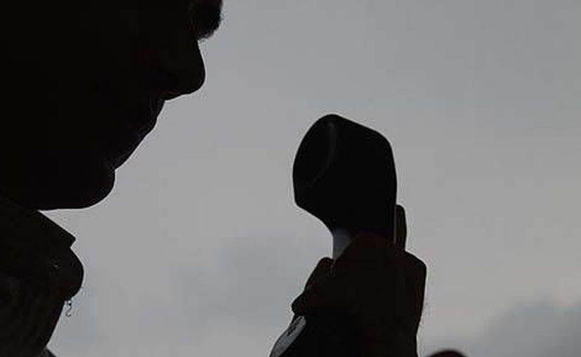 Las denuncias telefónicas serán canalizadas con las autoridades correspondientes. (Milenio)