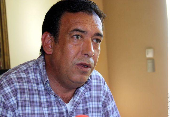 Moreira presentará varias denuncias, aunque no especificó contra quienes serán. (Reforma)