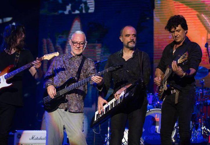 La banda de rock se presentará el 25 de marzo próximo. (Foto: Contexto/Internet)