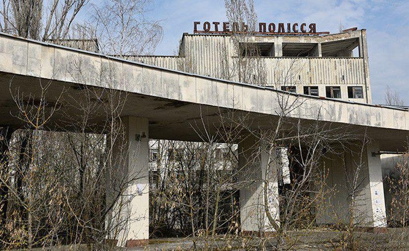 El perímetro de exclusión se extiende en un radio de 30 kilómetros desde la central nuclear de Chernóbil. (RT)