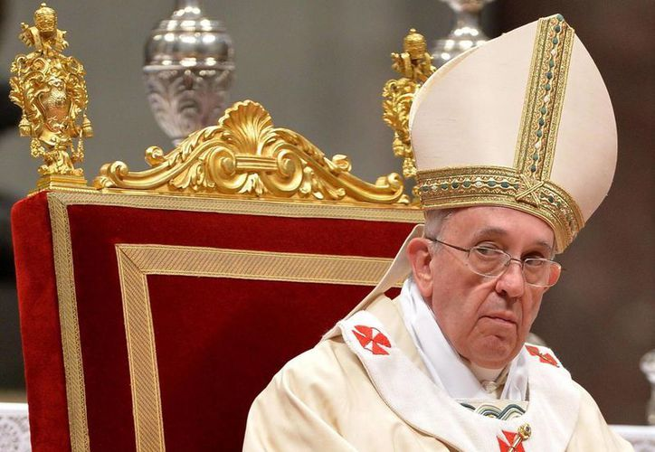 Francisco podría nombrar para esos días 14 nuevos cardenales. (Archivo/EFE)