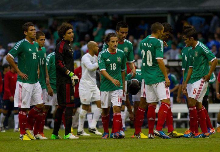 La Selección Mexicana enfrentará a Honduras el próximo 1 de julio, como parte de su preparación para la Copa de Oro 2015. (Archivo/miseleccion.mx)