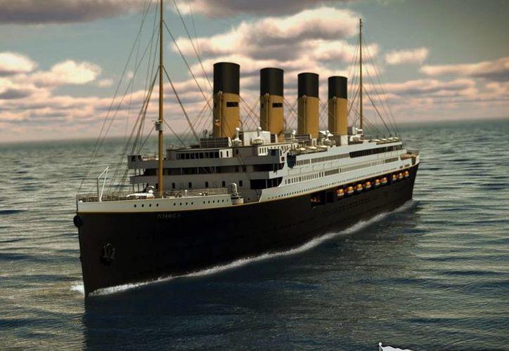 Se dio a conocer que una réplica exacta del Titanic zarpará en el 2016 por aguas del Atlántico. Imagen de archivo. (thehappening.com)
