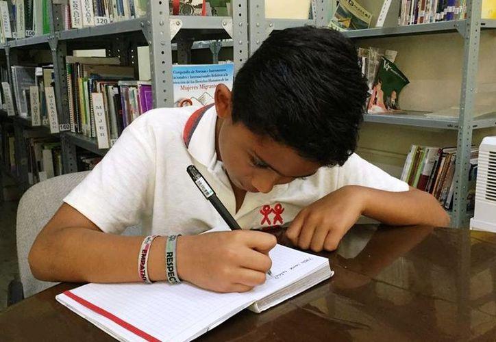 Codhey invita a participar en Concurso Literario Infantil. (Milenio Novedades)
