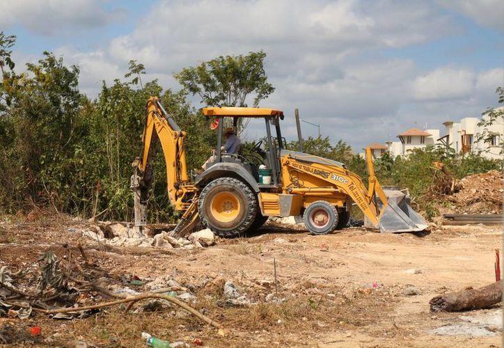 La Procuraduría de Protección al Ambiente del Estado ha sancionado a cinco empresas en la Riviera Maya. (Adrián Barreto/SIPSE)