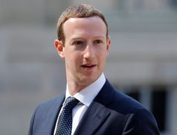 France's Macron takes on Zuckerberg in tech push