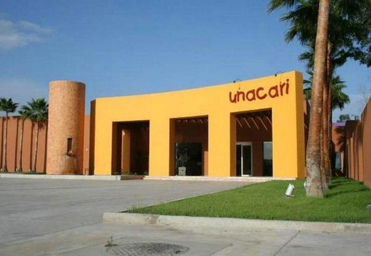 El meno fue encontrado a un kilómetro de la Casa Hogar Unacari. (twitter/@AlanBaez11)