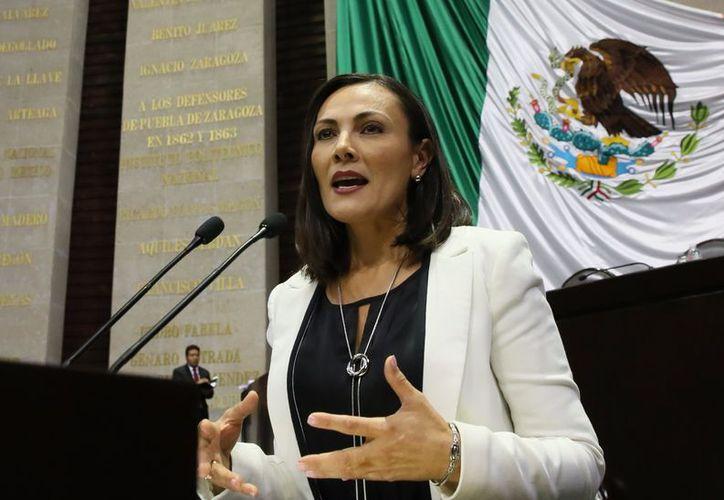 La diputada Arlet Mólgora Glover propuso, reformar el artículo 48 de la Ley General de Turismo. (Redacción/SIPSE).