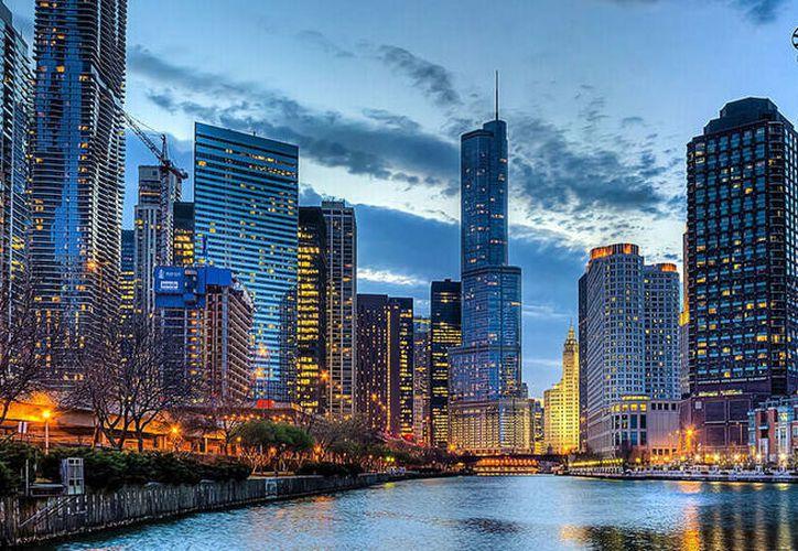 Chicago es considerada como un símbolo de la violencia armada. (Contexto/Internet)